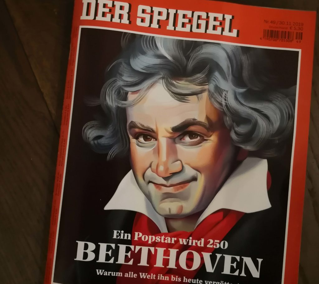 Spiegelcover Beethoven